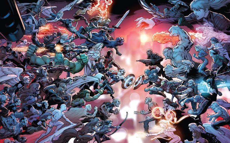 El proyecto de Marvel de John Ridley continúa vivo