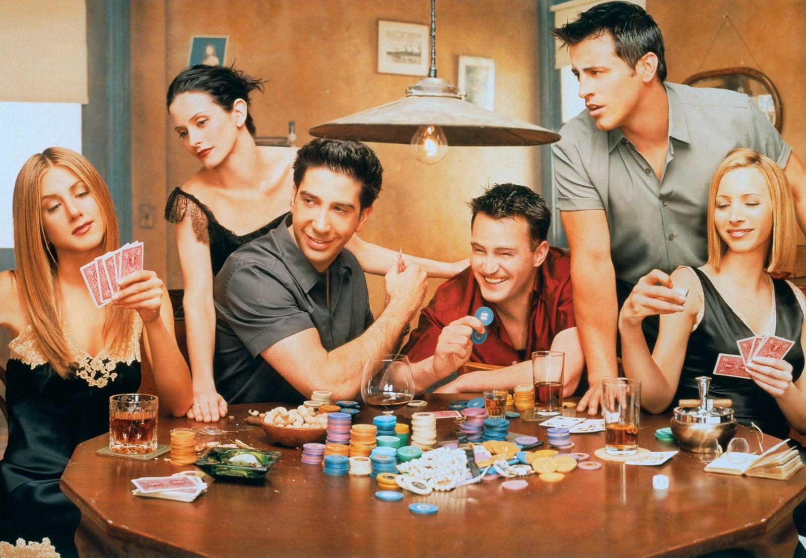 Matthew Perry no se quedará por fuera de la reunión de Friends