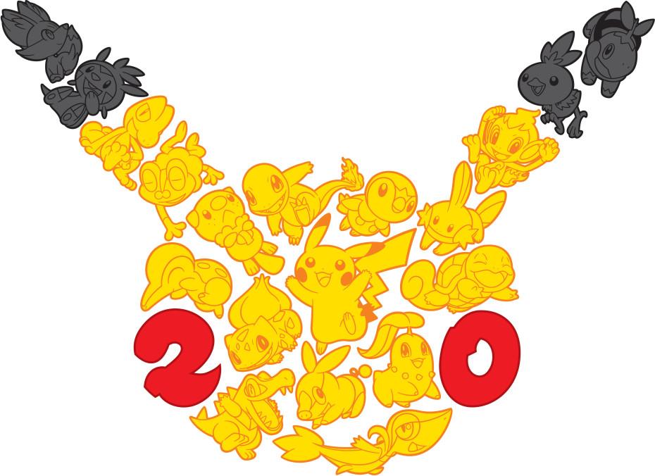 ¡Pokémon celebra 20 años atrapándolos a todos!