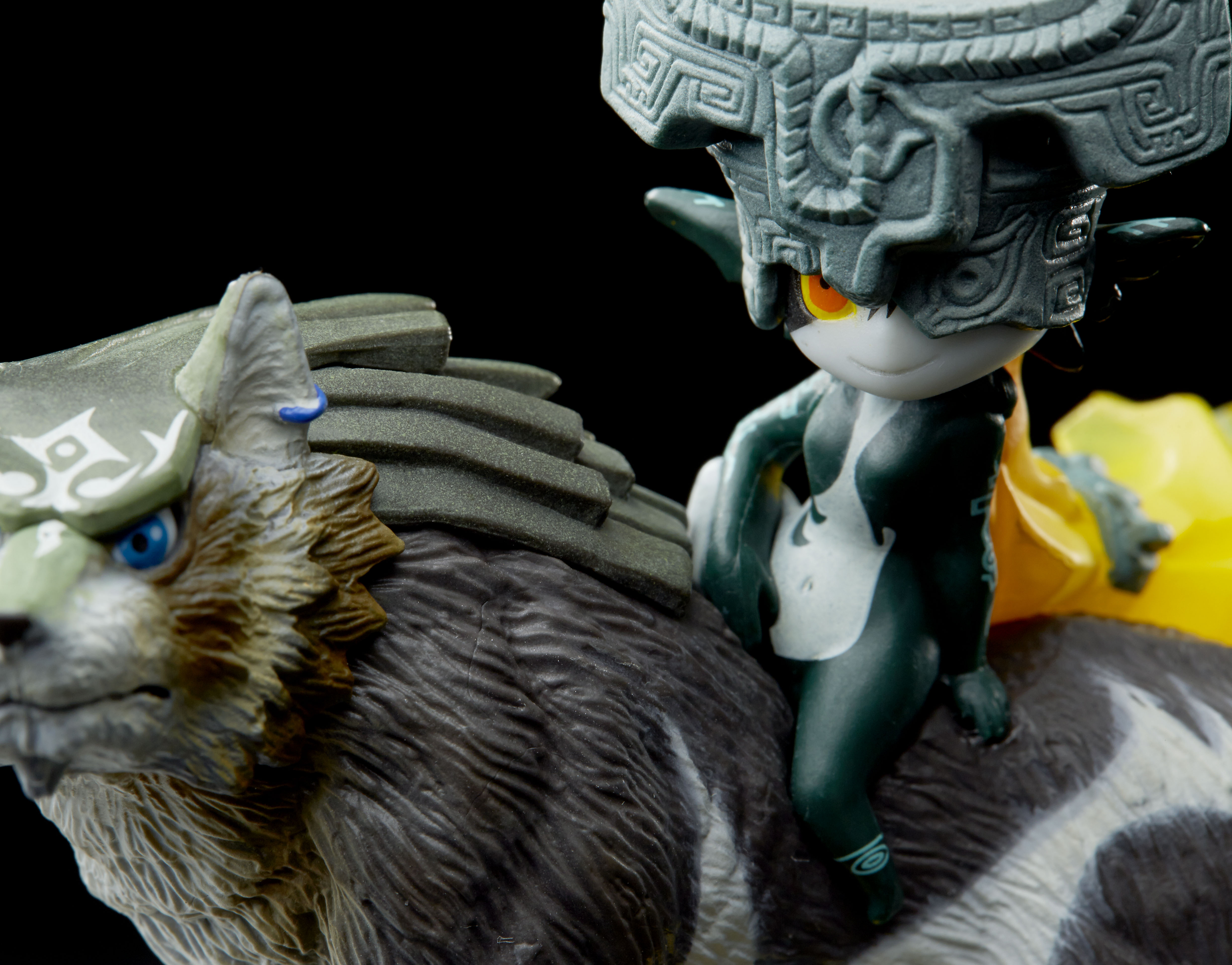 The Legend of Zelda: Twilight Princess HD tiene su Amiibo