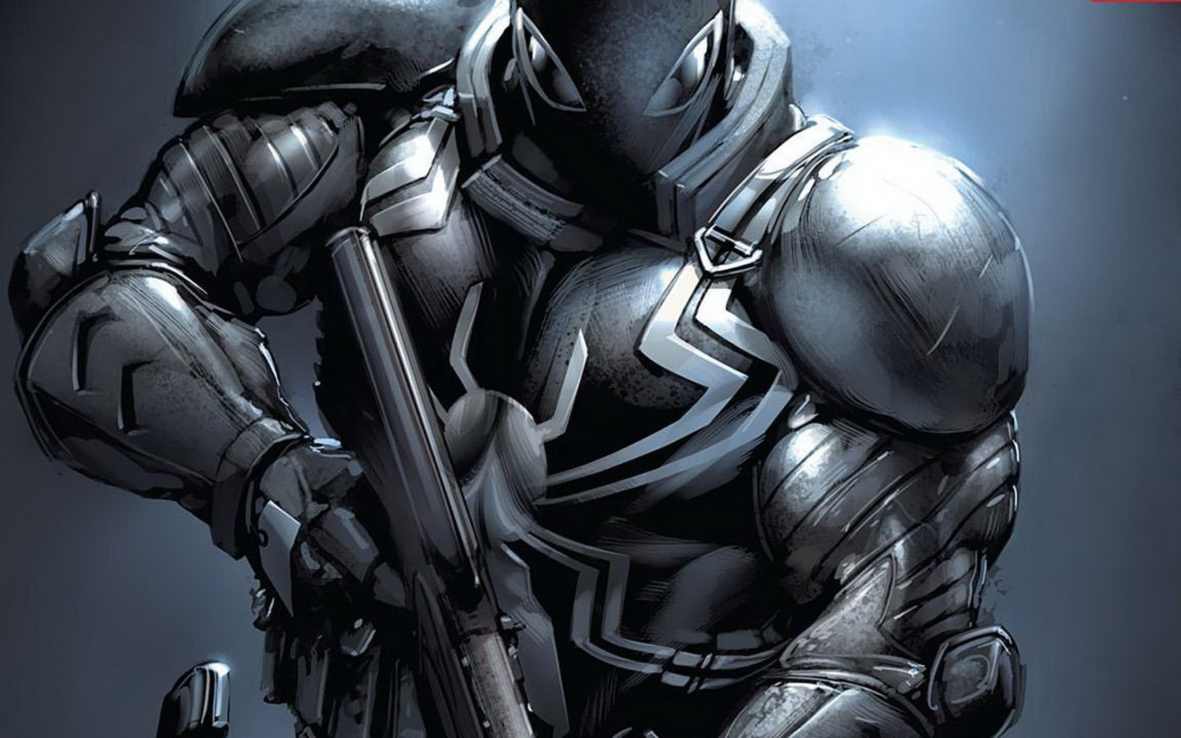 La alianza de Marvel y Wounded Warrior Project en Agent Venom