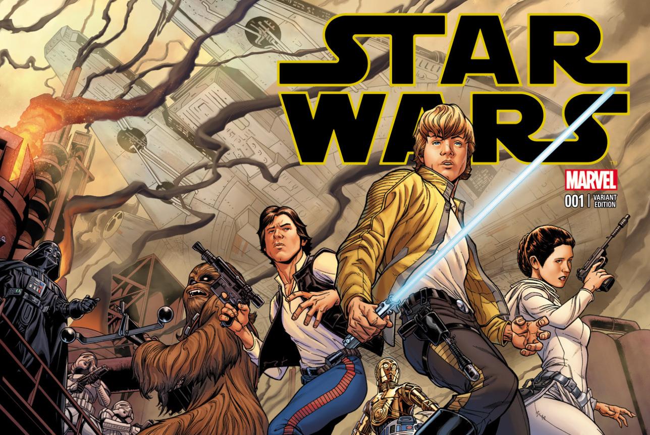 La lista de los 10 de cómics más vendidos del 2015 ya está aquí