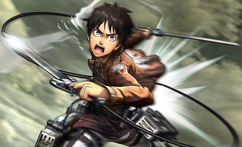Se revelan los personajes que podremos usar en juego de Attack on Titan