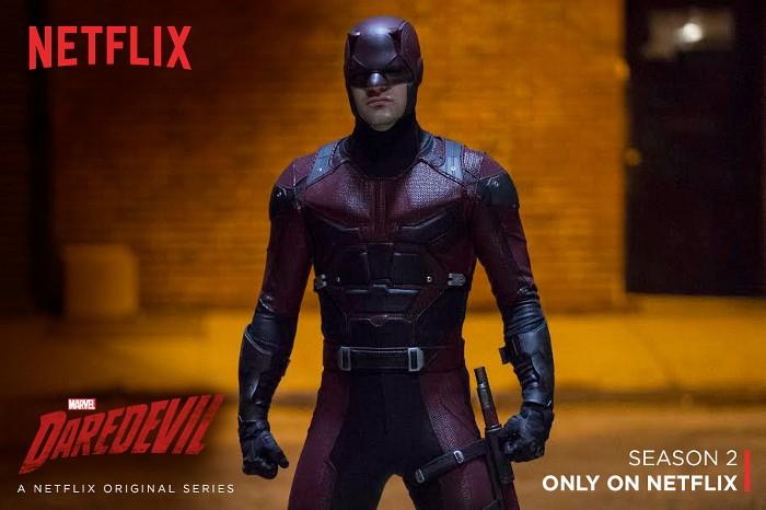 ¡Teaser y fecha de estreno para la segunda temporada de Daredevil!