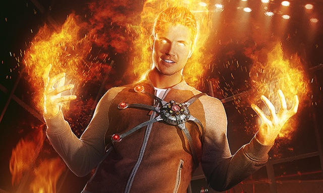 Robbie Amell volverá como Deathstorm en The Flash