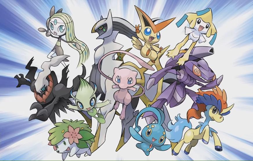 ¡Los 11 Pokémon Legendarios, el JCC Pokémon y más detalles del 20 aniversario!