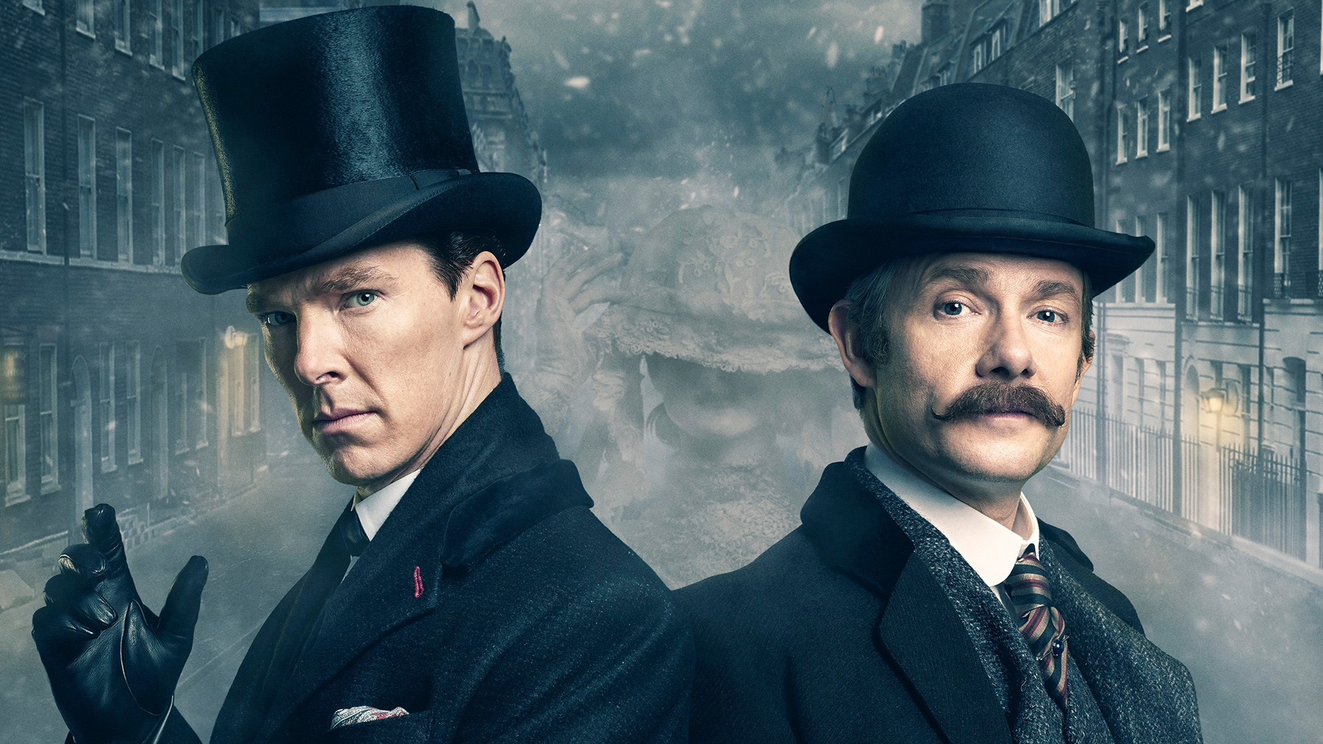 REVIEW: Sherlock: The Abominable Bride