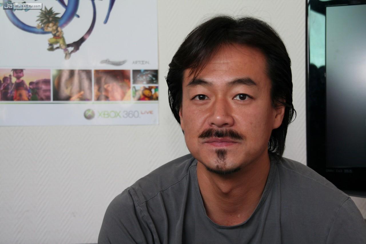 Hironobu Sakaguchi, creador de Final Fantasy, prepara nueva franquicia