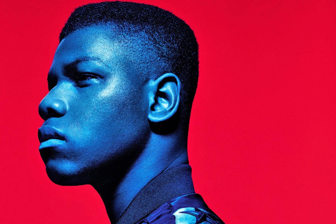 "John Boyega protagonizará una serie web animada de Nickelodeon ""Tinkershrimp & Dutch"""