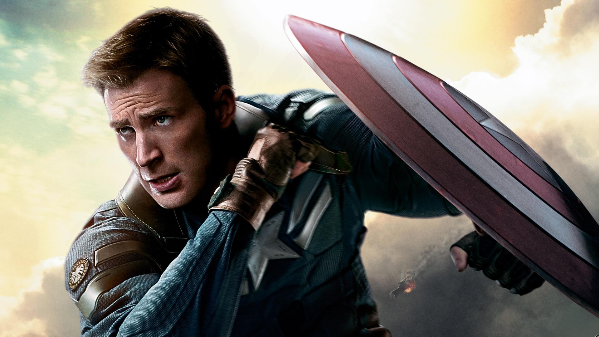 Chris Evans habla del Cap en Civil War
