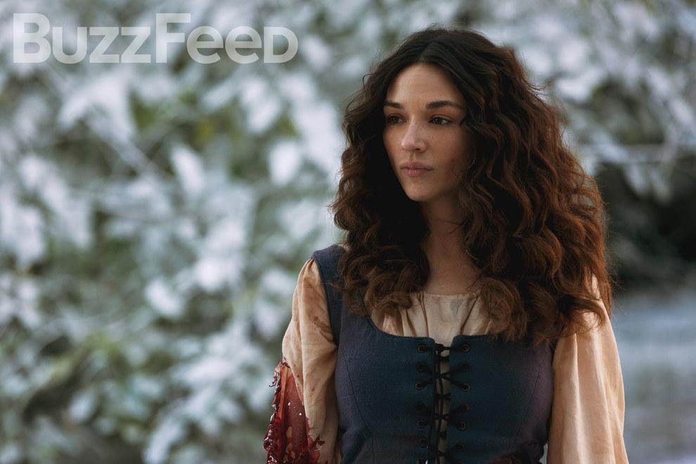 Crystal Reed volverá a Teen Wolf como una ancestro de los Argents