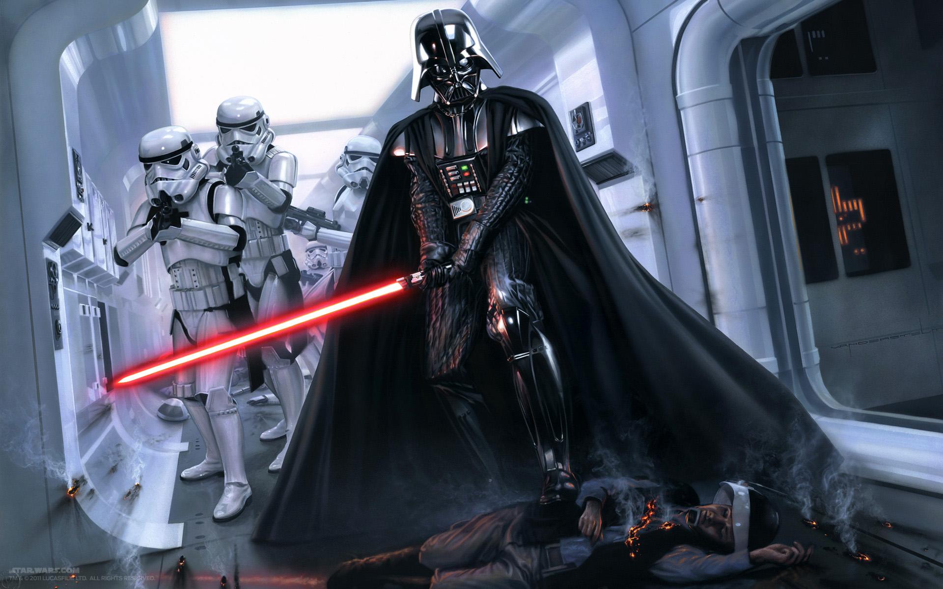 Darth Vader podría aparecer en Rogue One: A Star Wars Story