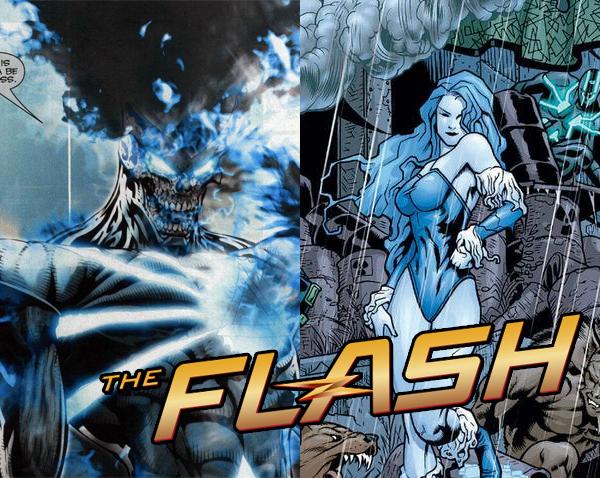 The Flash: Primer vistazo oficial a Killer Frost y Deathstorm