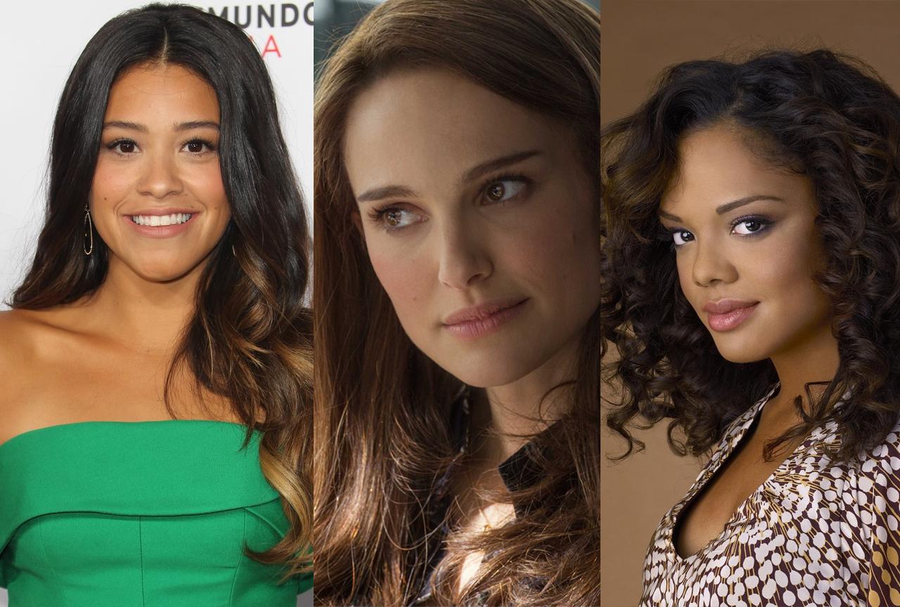 Estas tres actrices podrían protagonizar película de ciencia-ficción y horror