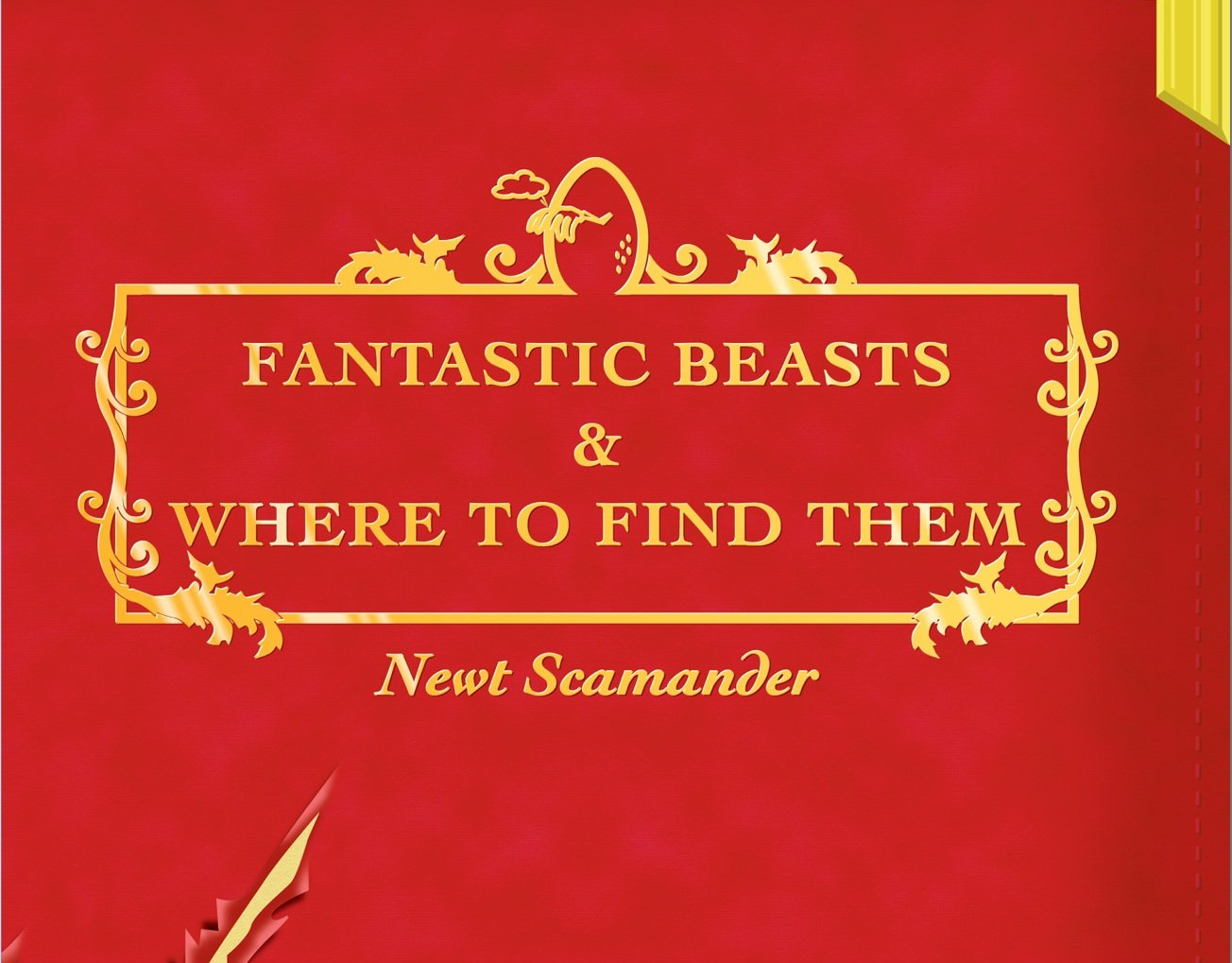 Animales Fantásticos y Dónde Encontrarlos iba a ser un documental inicialmente