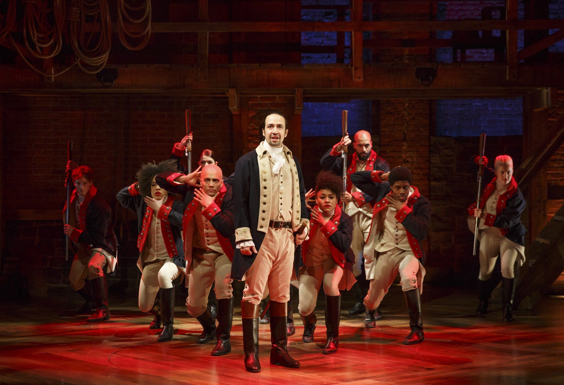 Se prepara un documental de Hamilton