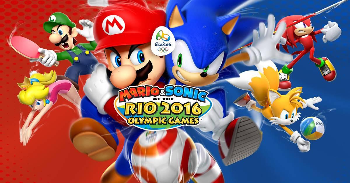 Fecha de estreno para Mario y Sonic en los Juegos de Rio