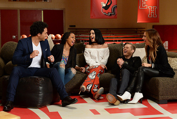 El elenco de High School Musical se reúne otra vez en Disney Channel