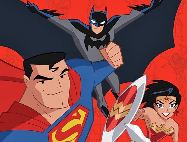 Nueva serie animada de la Liga de la Justicia en camino a Cartoon Network