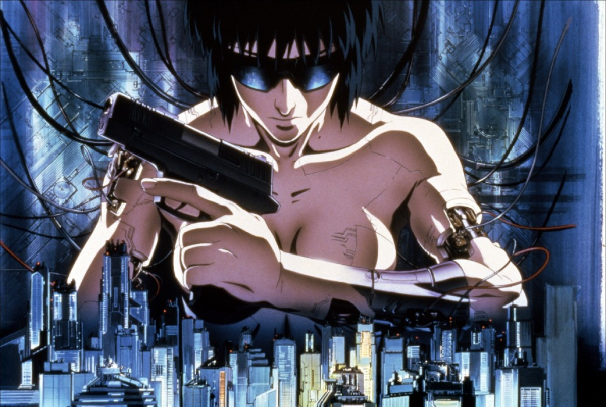 Salva al mundo del Ciberterrorismo con Ghost in the Shell