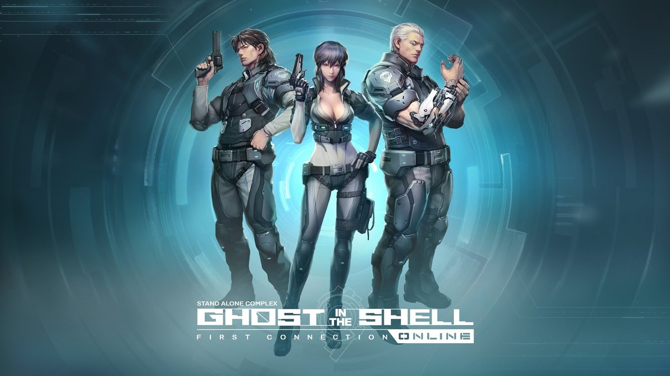 Maven: Nuevo personaje de Ghost in the Shell: First Assault