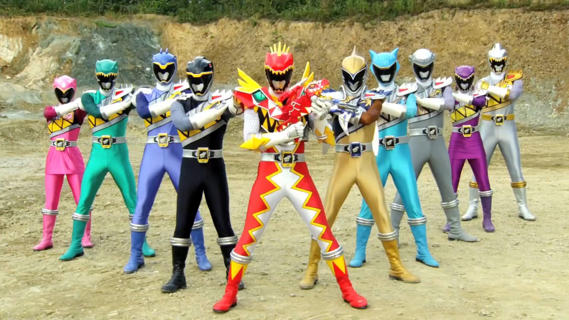 Fecha de estreno de Power Rangers Dino Super Charge y sinopsis de Ninja Steel