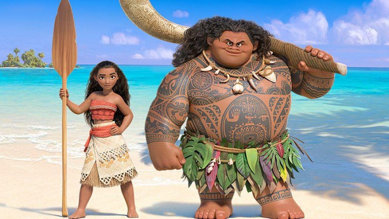 Dale un vistazo a Moana, la nueva aventura de Disney