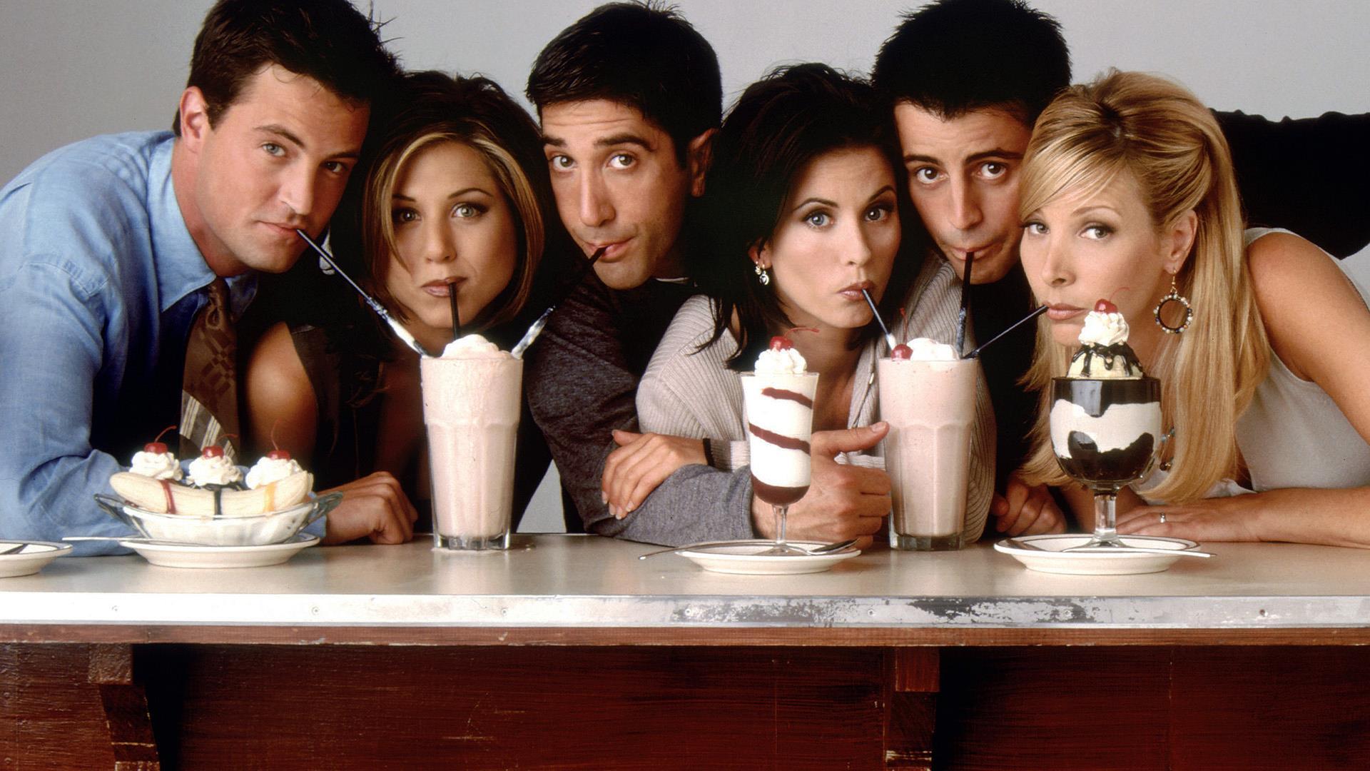 Rachel, Monica, Phoebe, Ross, Chandler y Joey vuelven para un programa especial