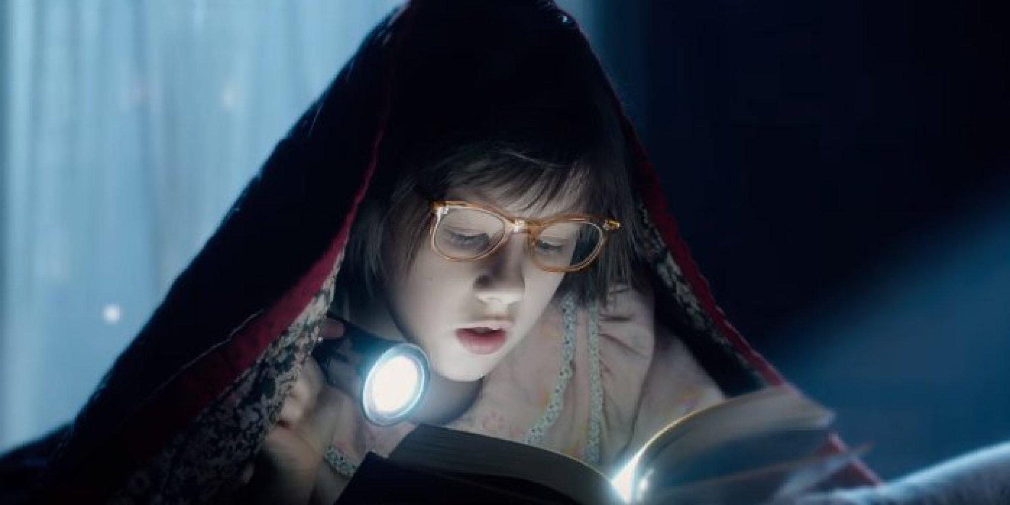 Mira el poster y trailer de la nueva película de Steven Spielberg, The BFG