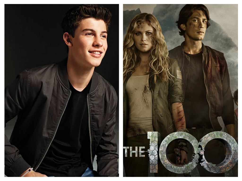 Dale un vistazo al cameo de Shawn Mendes en The 100