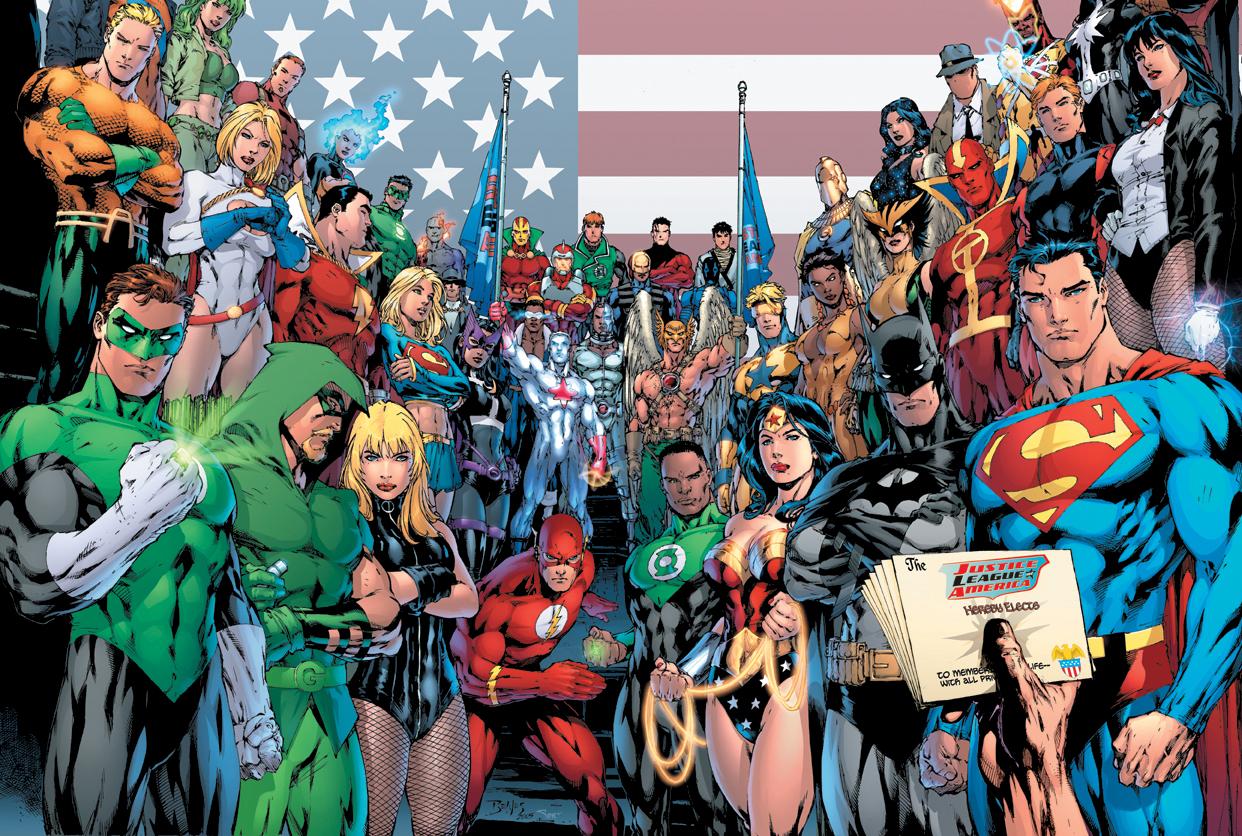 Cómo Powerless de NBC usará a los héroes de DC