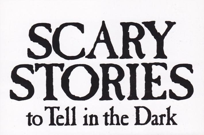 Guillermo del Toro trabaja en una película sobre Scary Stories to Tell in the Dark