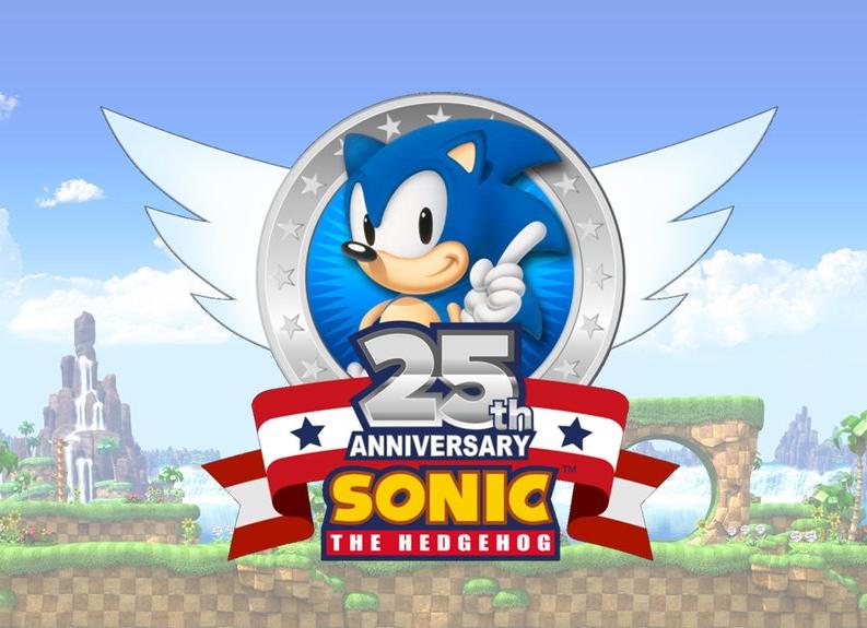 2016 es el aniversario 25 de Sonic