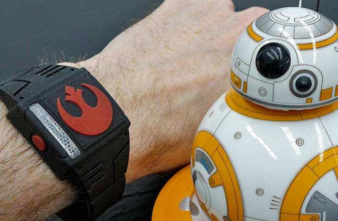 Controla a tu BB-8 de Sphero con la Fuerza