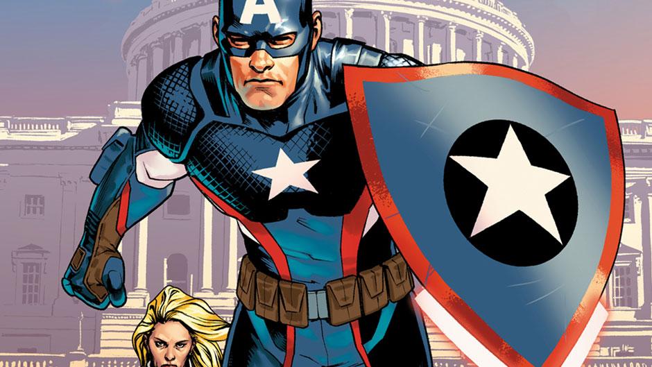 Steve Rogers vuelve a ser Capitán América