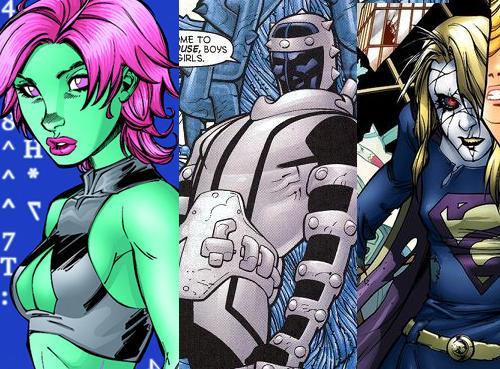 Supergirl: Bizarro Girl, Indigo, Master Jailer casteados, y más