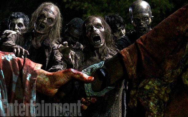 Nueva imagen promocional y detalles sobre el regreso de The Walking Dead