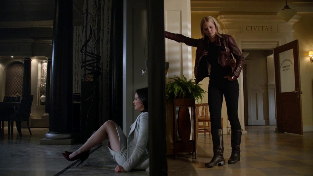 Lana Parrilla y Jennifer Morrison hablan de su mágica amistad en Once Upon A Time