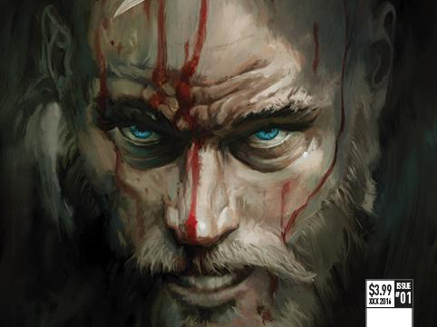 Nuevos cómics de Vikings en camino cortesía de Titan Comics