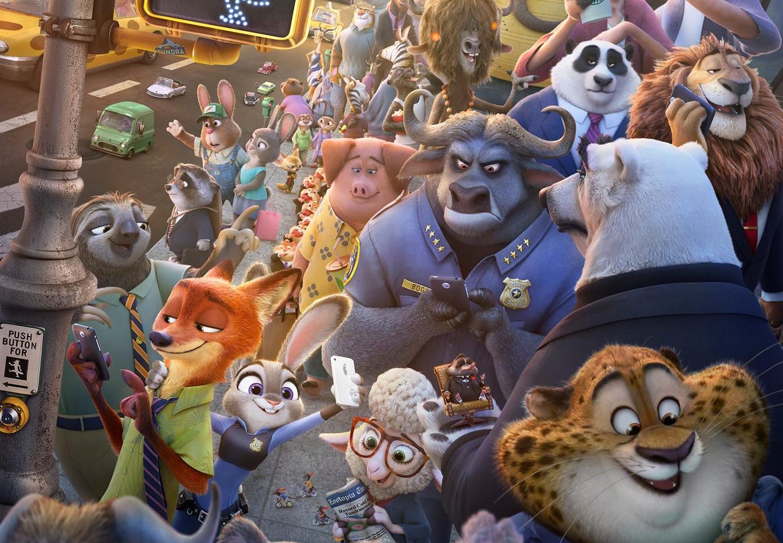 Conoce la historia de Judy Hopps en este nuevo trailer de Zootopia