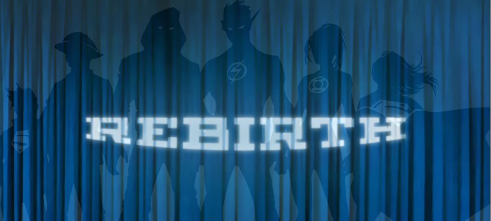 Geoff Johns explica la iniciativa Rebirth de DC Comics