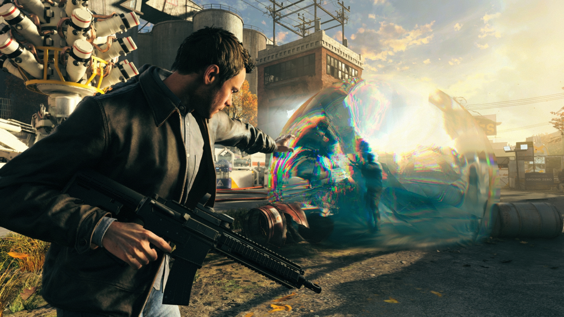 Quantum Break ya está en la tienda de Windows y pesa 44GB
