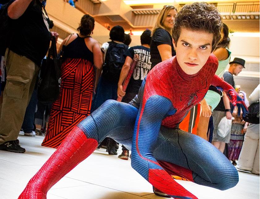 Científicos demuestran que Spider-Man existe. Más o menos