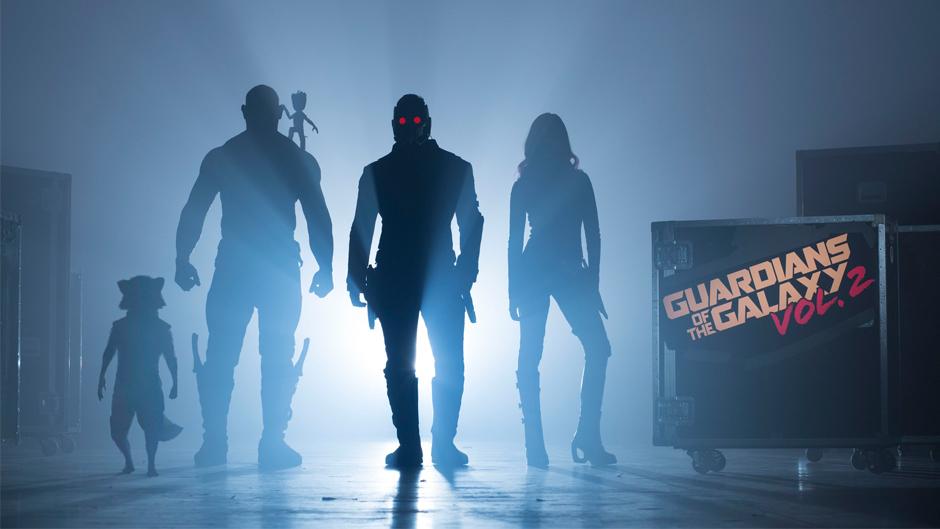 Guardianes de la Galaxia Vol. 2 comienza rodaje