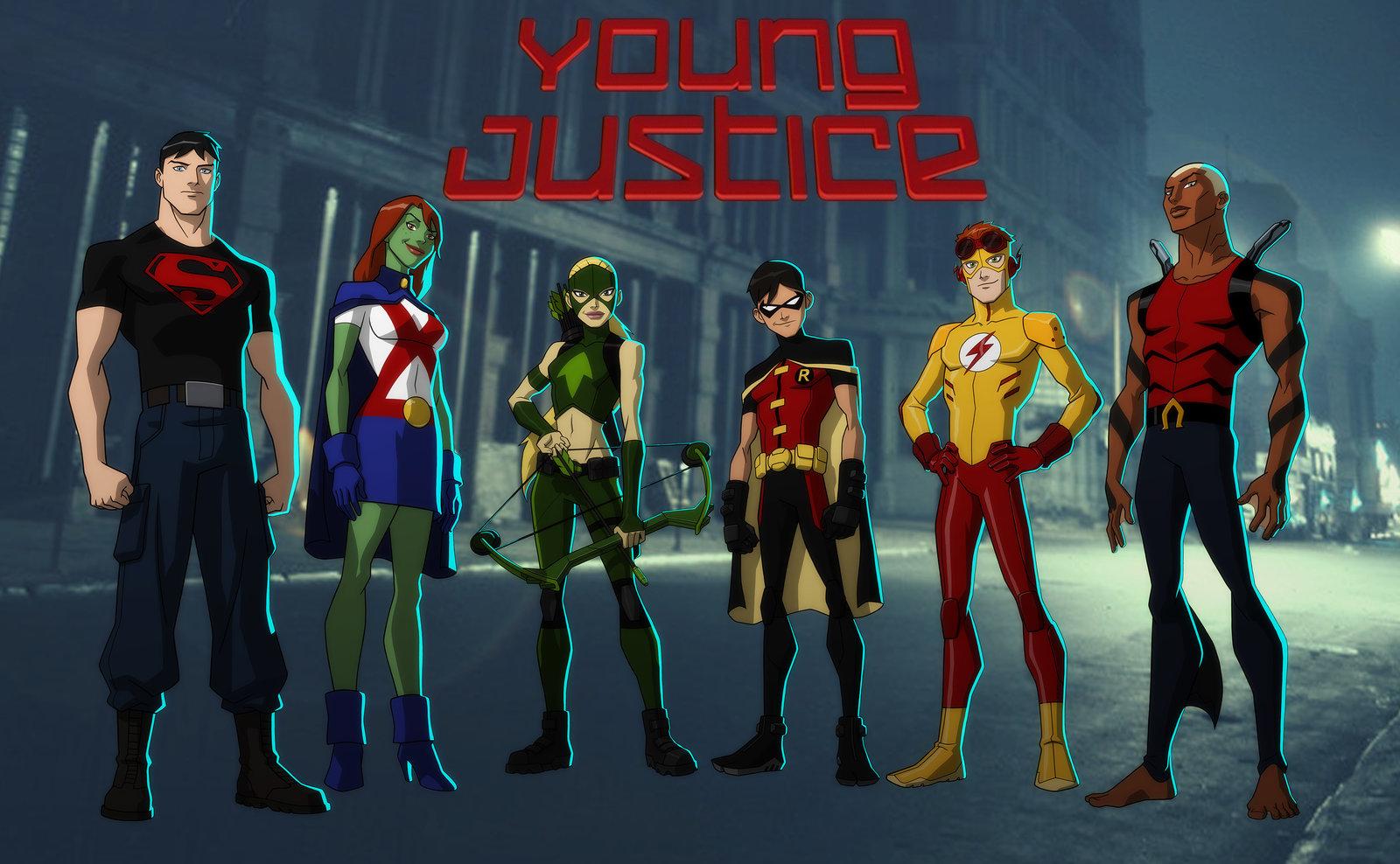 Cómo Netflix podría ayudar a traer una 3era temporada de Young Justice