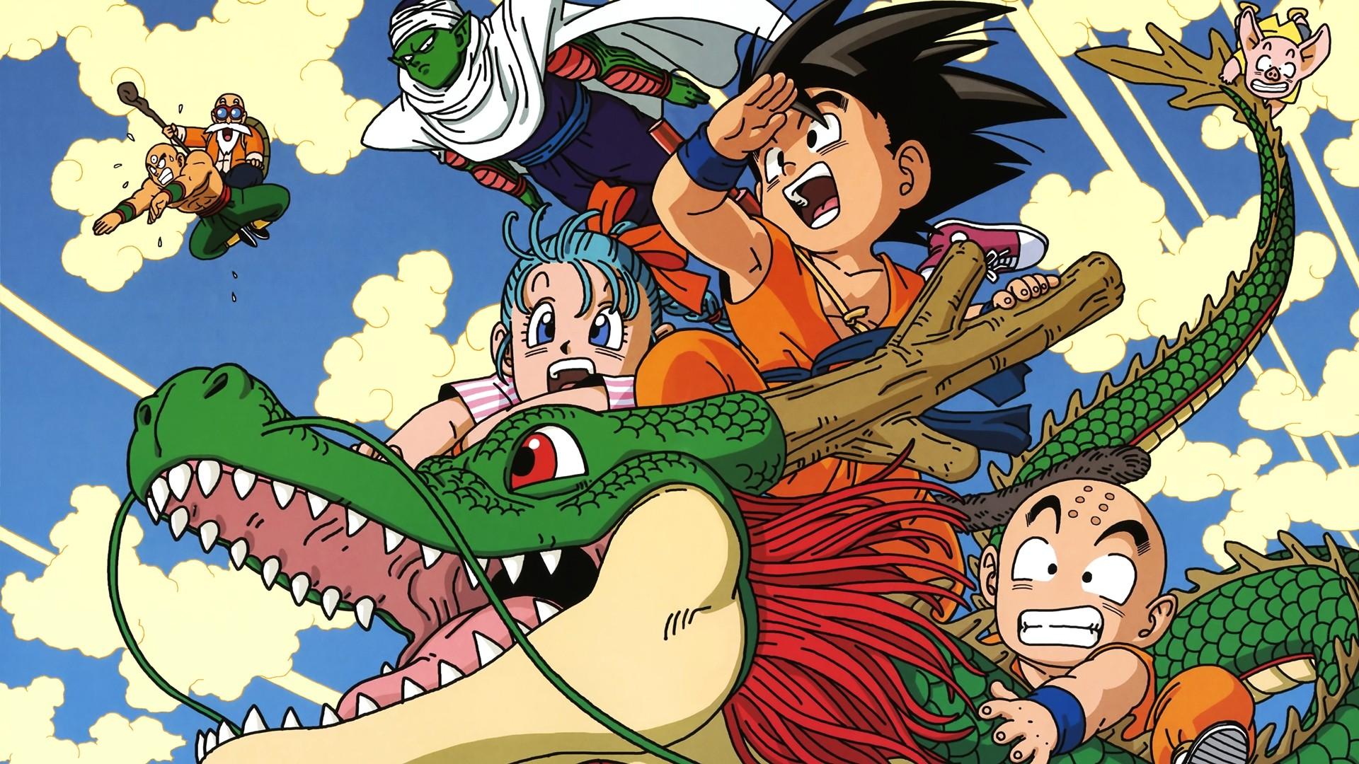 Akira Toriyama habla sobre las adaptaciones de Dragon Ball y el aniversario 30 del manga
