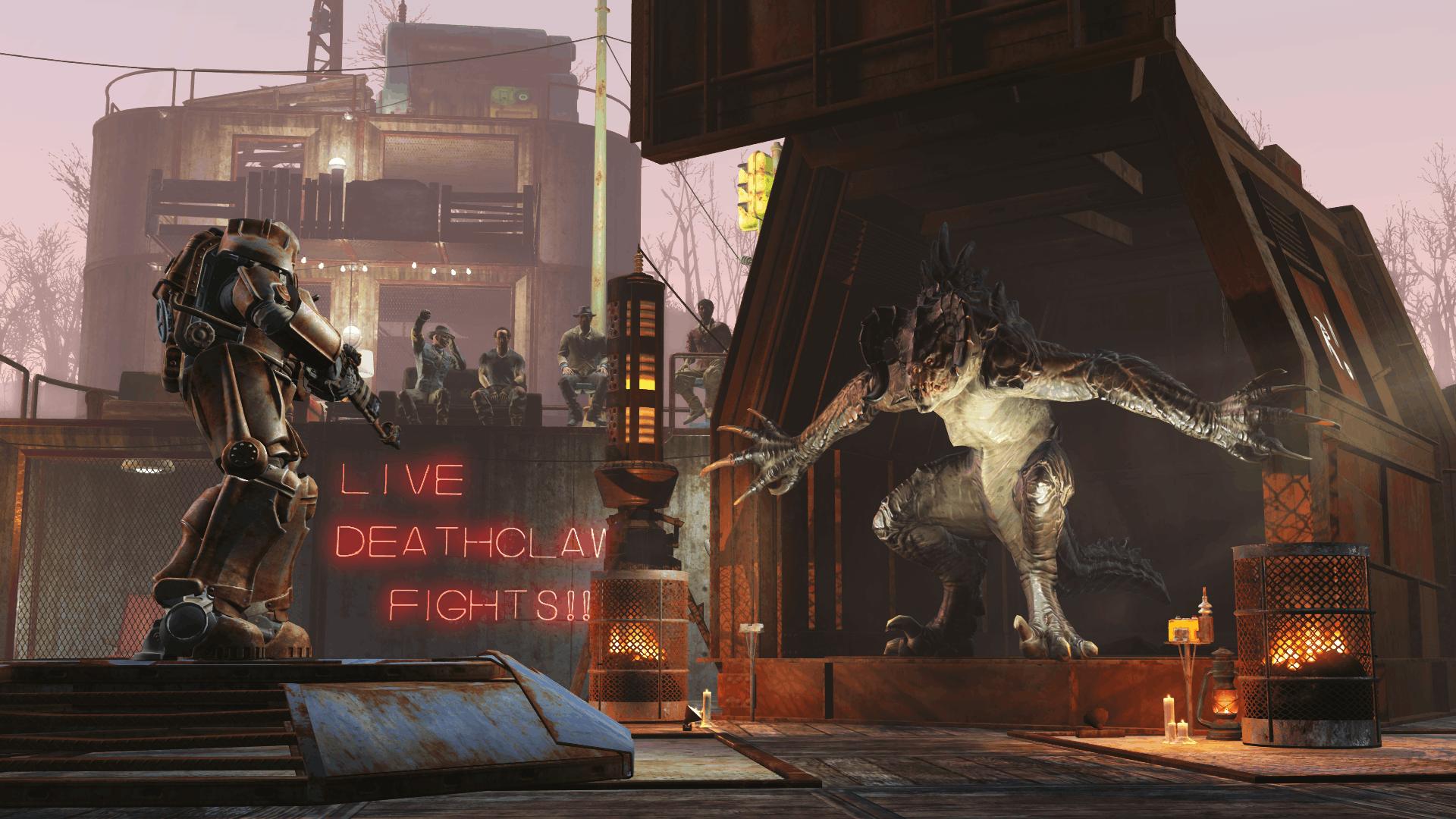 Revelado el nuevo contenido adicional de Fallout 4