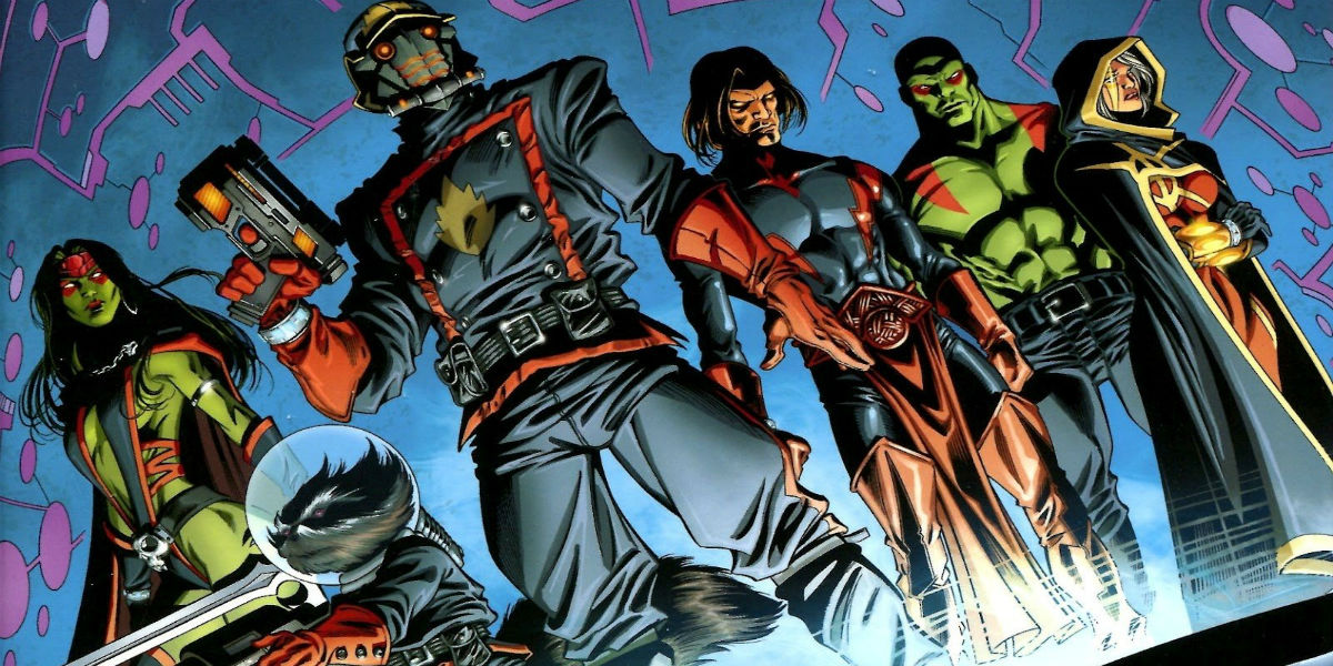 Marvel crea cómic de los Guardianes de la Galaxia para hospitales infantiles
