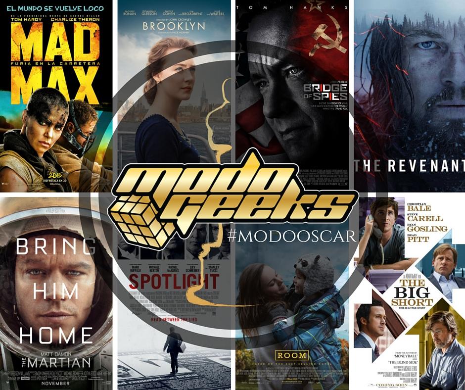 Sorteo: Premios de la Academia #ModoOscar – Facebook