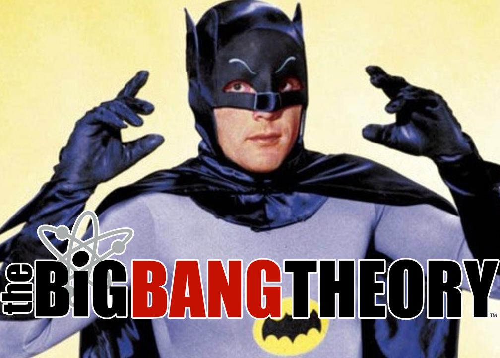 Adam West aparecerá en el episodio 200 de The Big Bang Theory